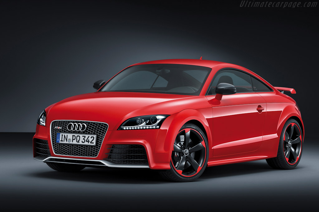 Audi Tt Rs Plus High Resolution Image 2 Of 12
