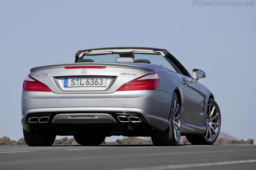 Mercedes benz sl 63 amg high resolution image 8 of 12 for Mercedes benz sl 63 amg