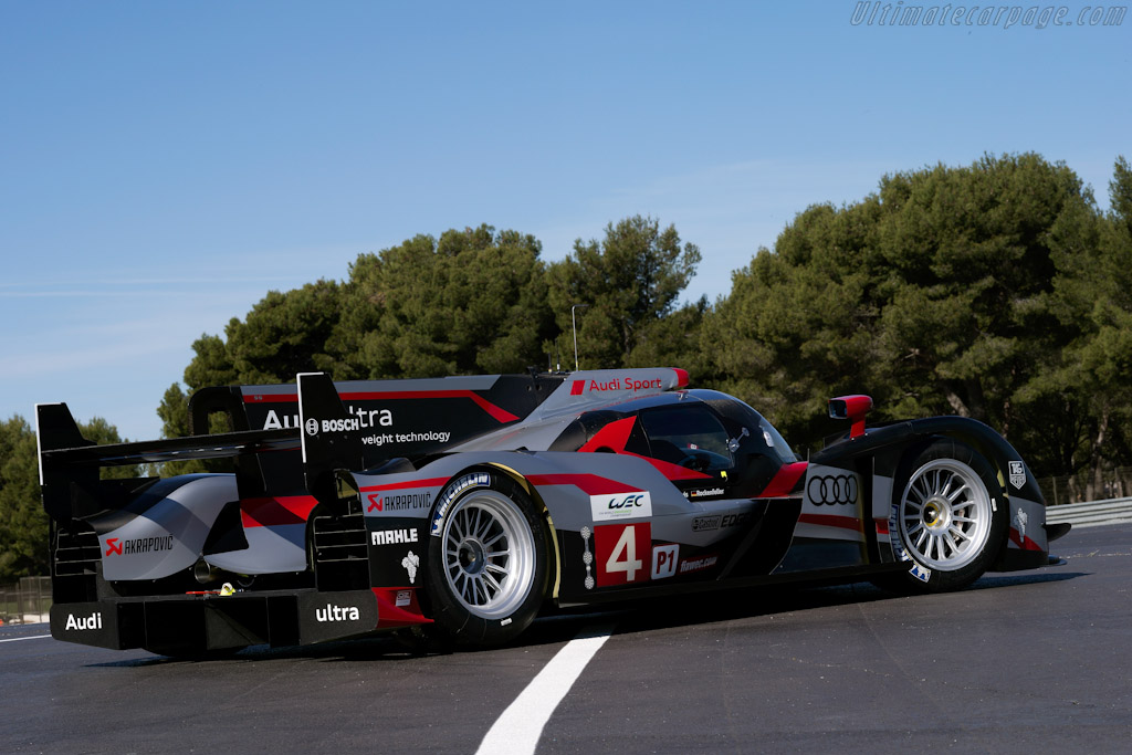 Audi R18 Ultra High Resolution Image 3 Of 3