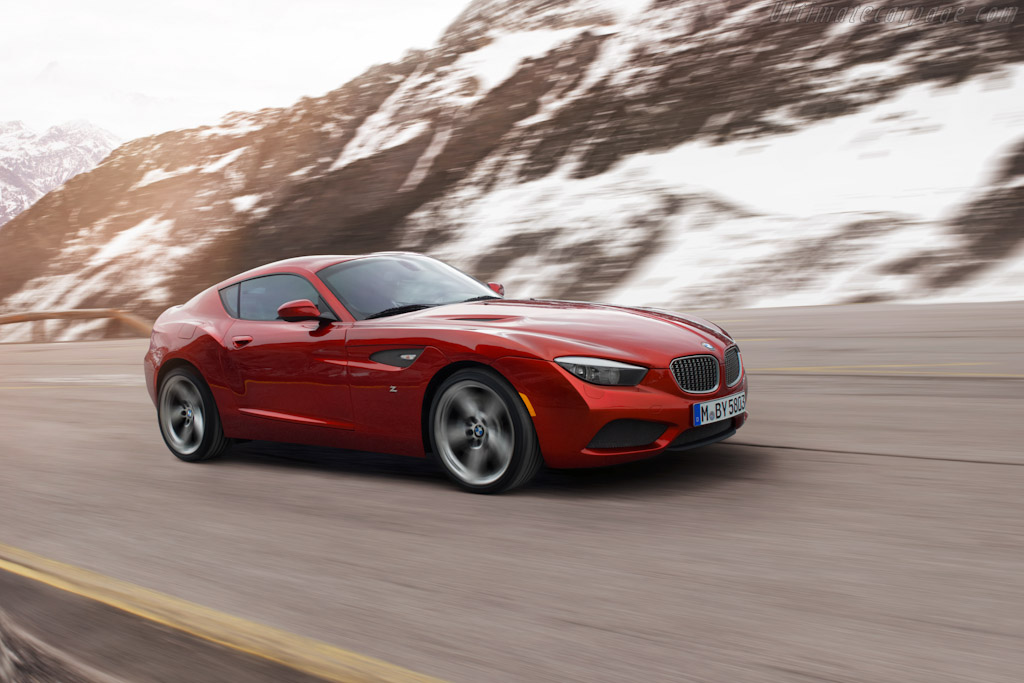 Bmw Zagato Coup 233 High Resolution Image 4 Of 12