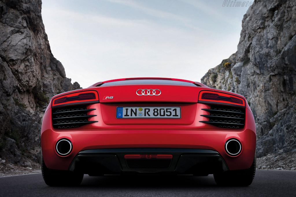 Audi R8 V8 High Resolution Image 5 Of 6