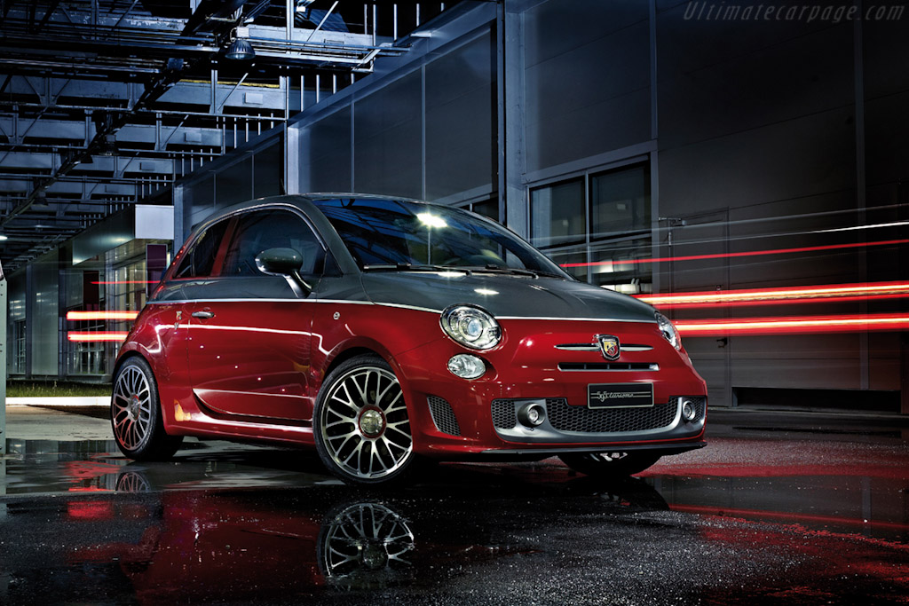 Fiat Abarth 595 Turismo High Resolution Image 1 Of 3
