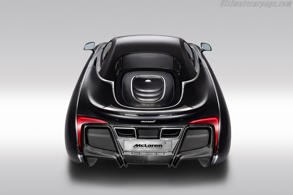 McLaren X 1 Concept High Resolution Image 9 Of 12