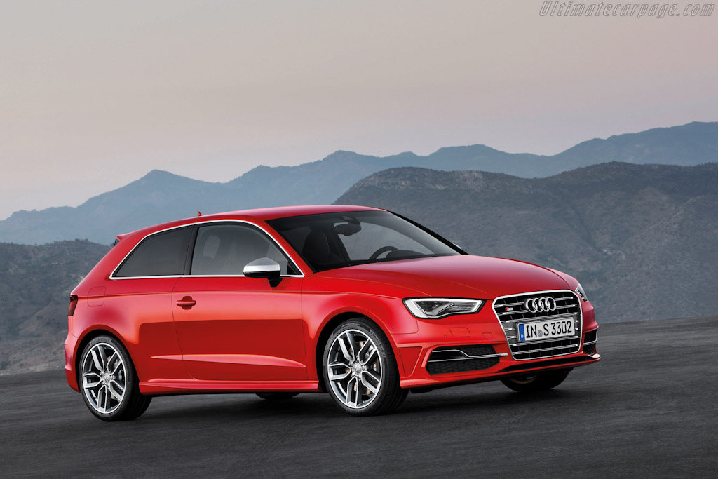 Audi S3 High Resolution Image (1 of 12)