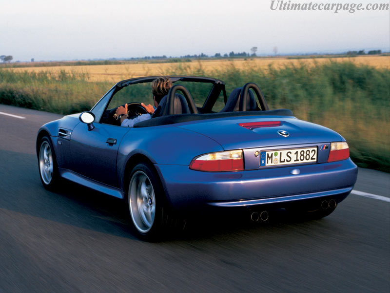 Bmw Z3 M Roadster High Resolution Image 2 Of 6