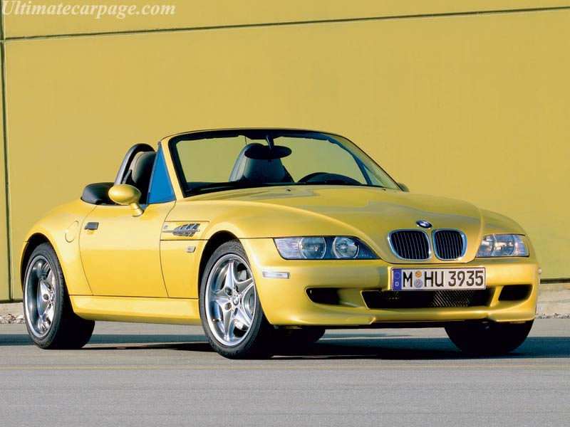 Bmw Z3 M Roadster High Resolution Image 3 Of 6