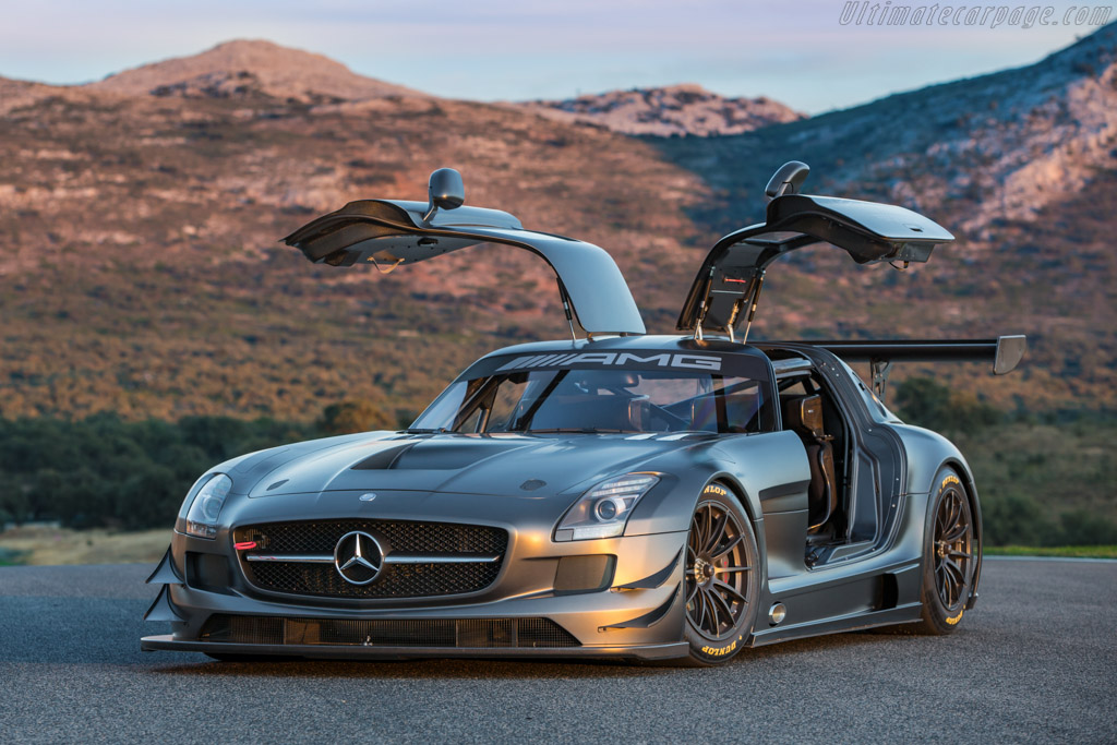 mercedes benz sls amg gt3 45th anniversary high resolution. Black Bedroom Furniture Sets. Home Design Ideas