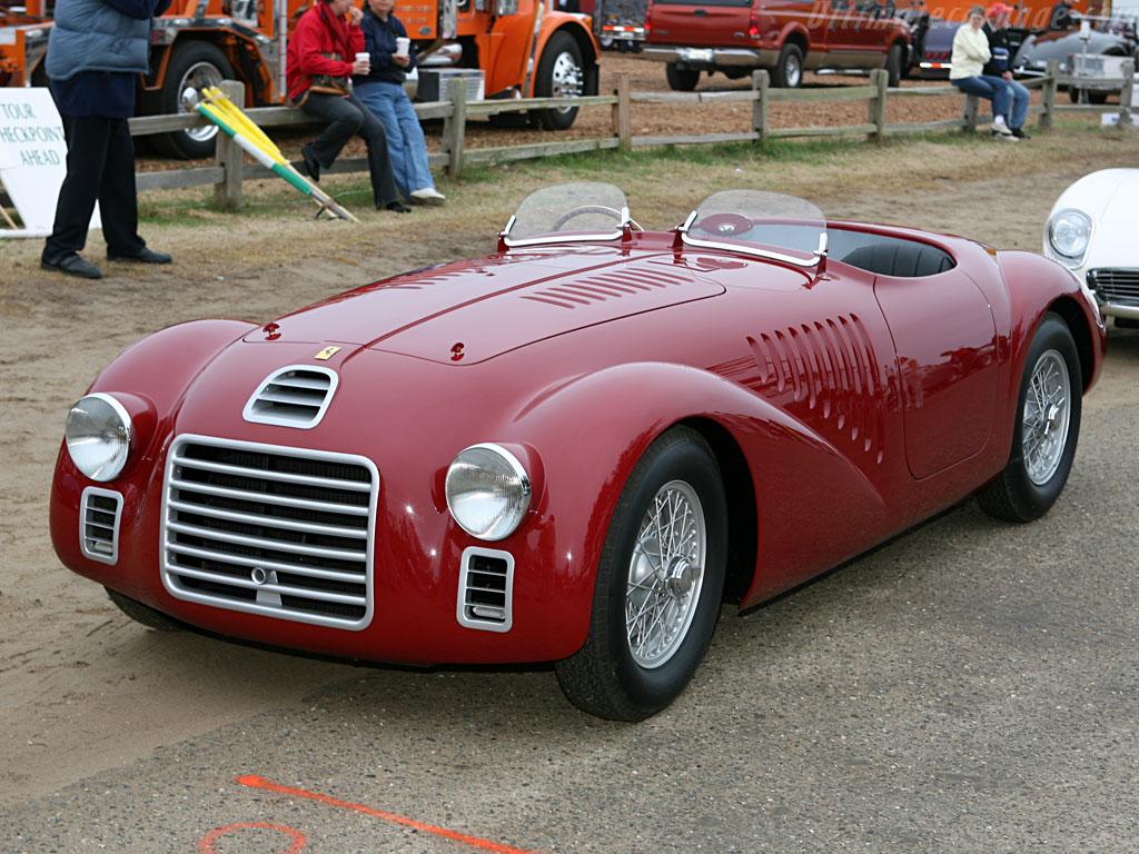 1947 Ferrari 125 S La Naissance D Une L 233 Gende Forza