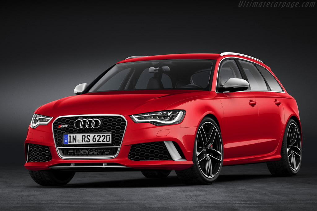 Audi Rs 6 Avant High Resolution Image 2 Of 12