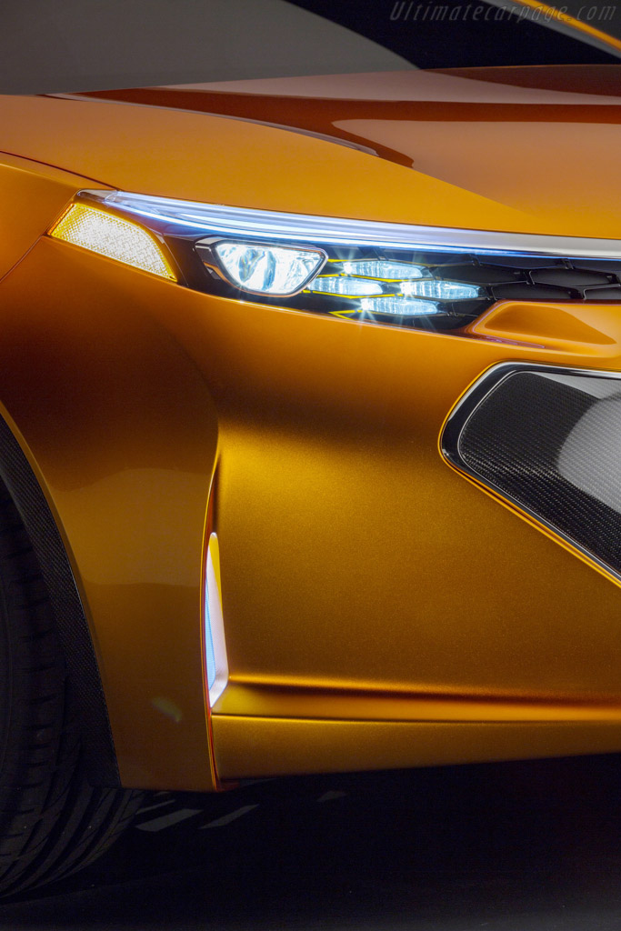 Toyota Corolla Furia Concept High Resolution Image 12 Of 18