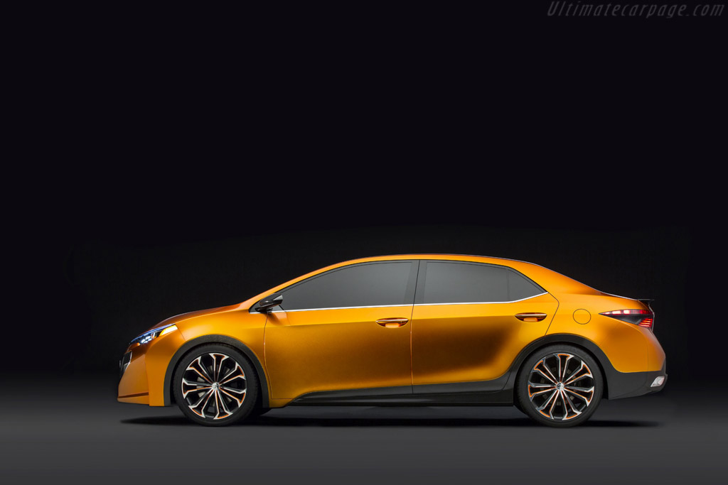 Toyota Corolla Furia Concept High Resolution Image 4 Of 18