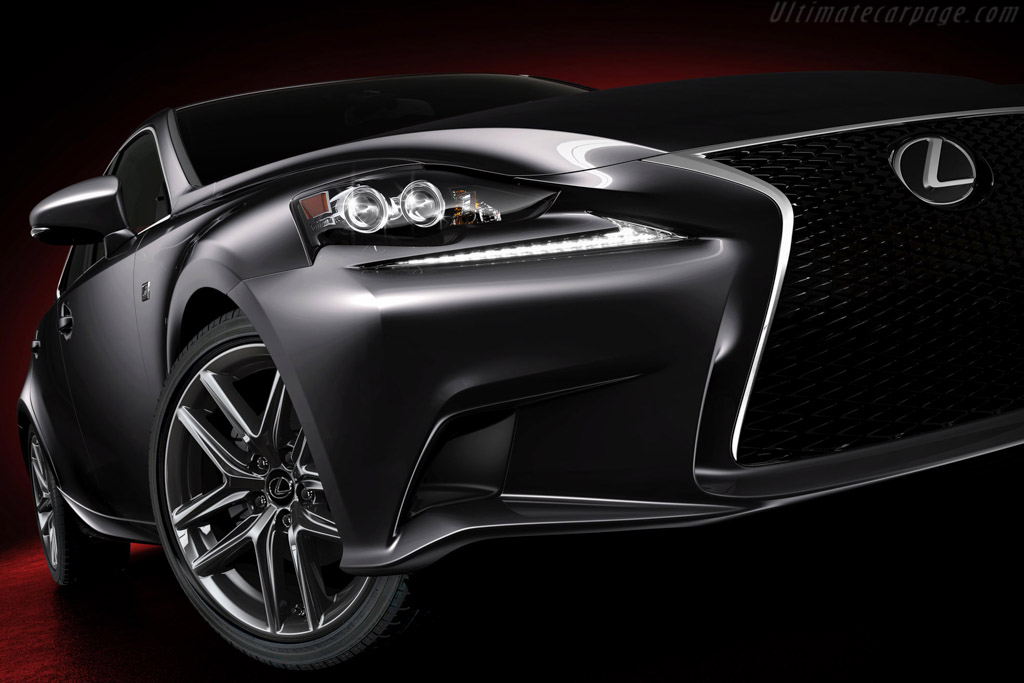 Lexus IS 350 F-Sport High Resolution Image (6 of 12)