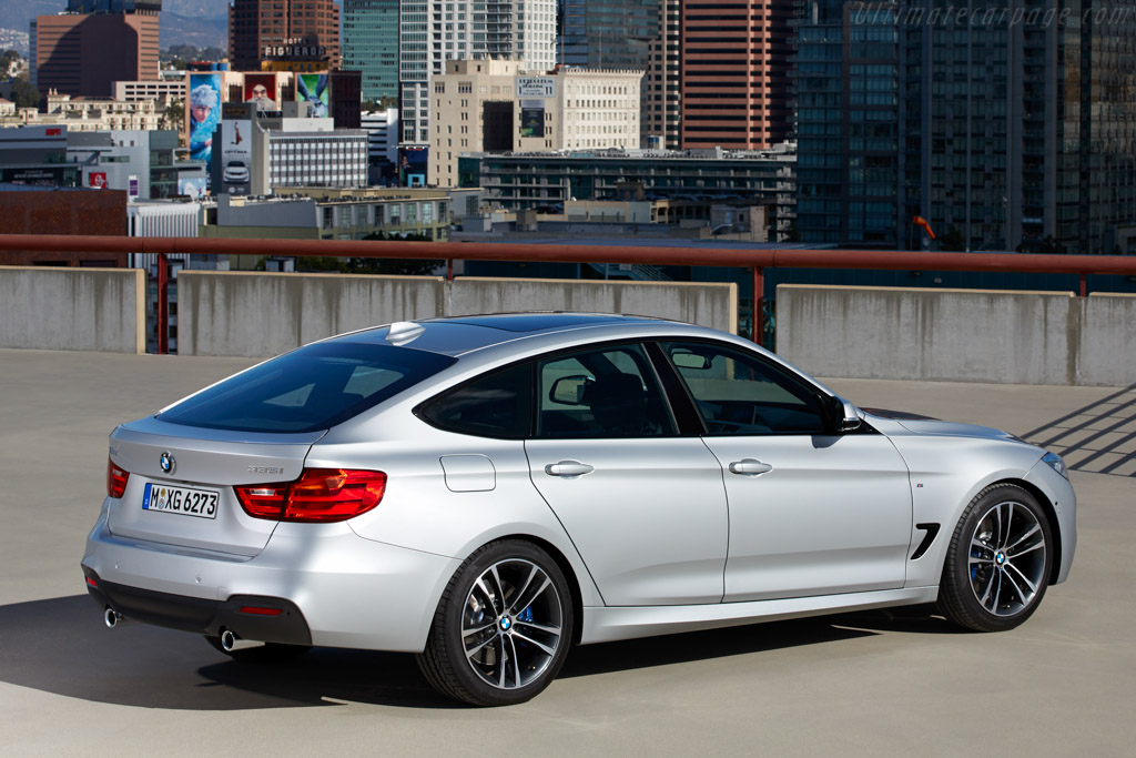 Bmw 335i Gran Turismo High Resolution Image 8 Of 12