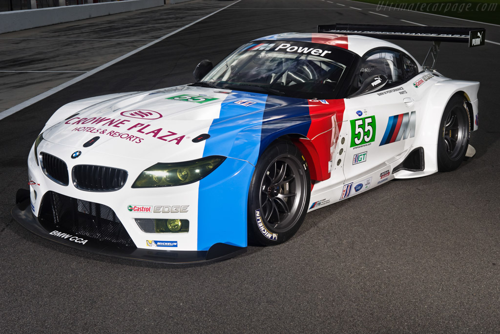 Bmw Z4 Gte High Resolution Image 4 Of 24