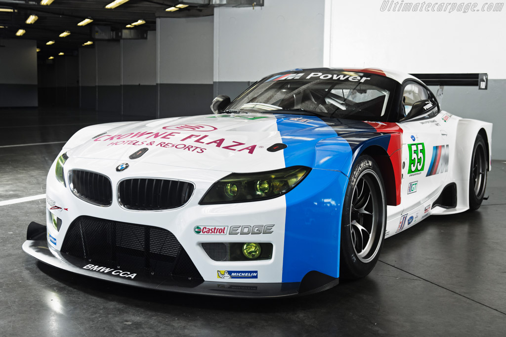Bmw Z4 Gte High Resolution Image 9 Of 24