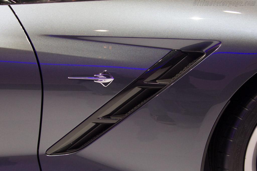 Chevrolet Corvette Stingray >> Chevrolet Corvette Stingray Convertible ( - 2013 Geneva International Motor Show) High ...