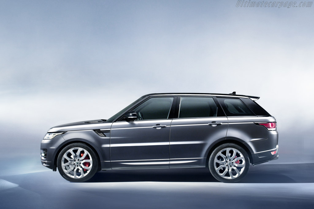 Range Rover Sport >> Land Rover Range Rover Sport High Resolution Image (11 of 18)