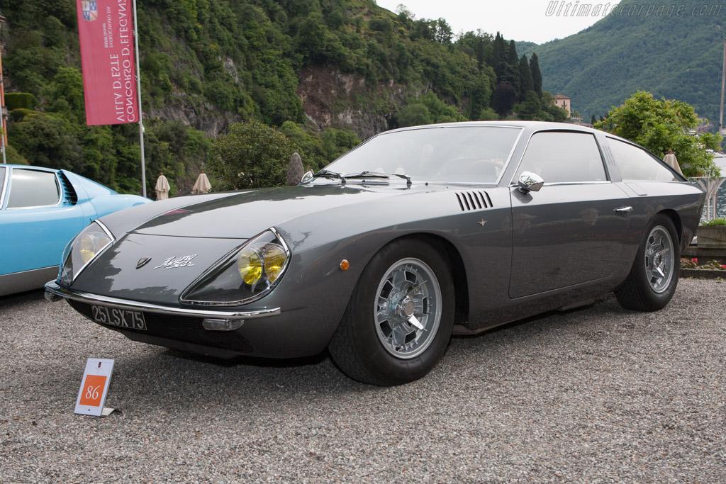 Lamborghini 4000 Gt Touring Flying Star Ii High Resolution