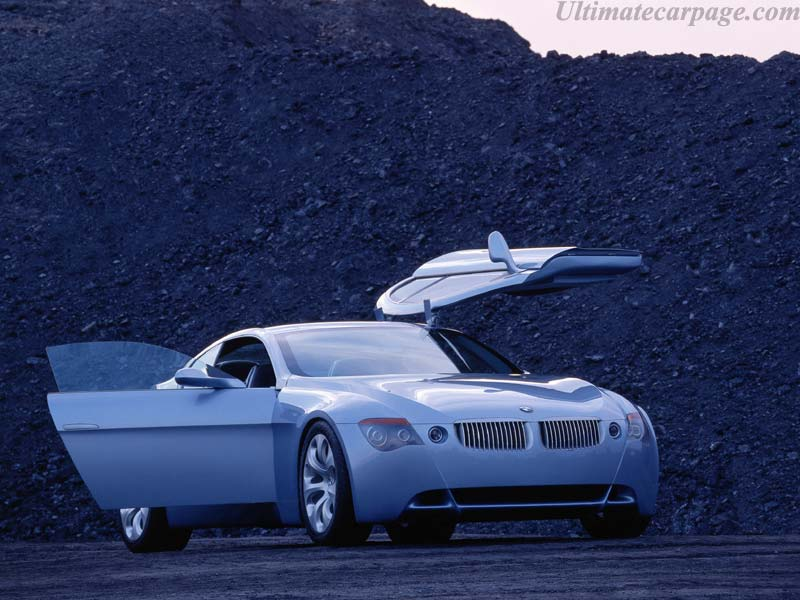 Bmw Z9 High Resolution Image 2 Of 6