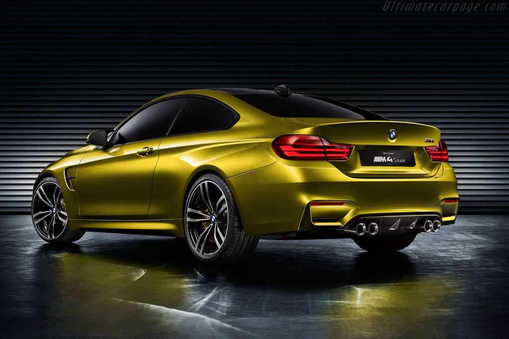 2017 Bmw M4 >> BMW Concept M4 Coupe High Resolution Image (5 of 11)