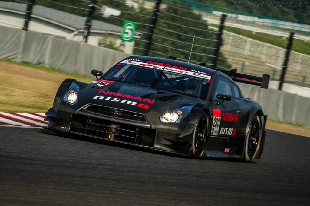 Racing In Car >> 2014 Nissan GT-R Nismo GT500 - Images, Specifications and ...