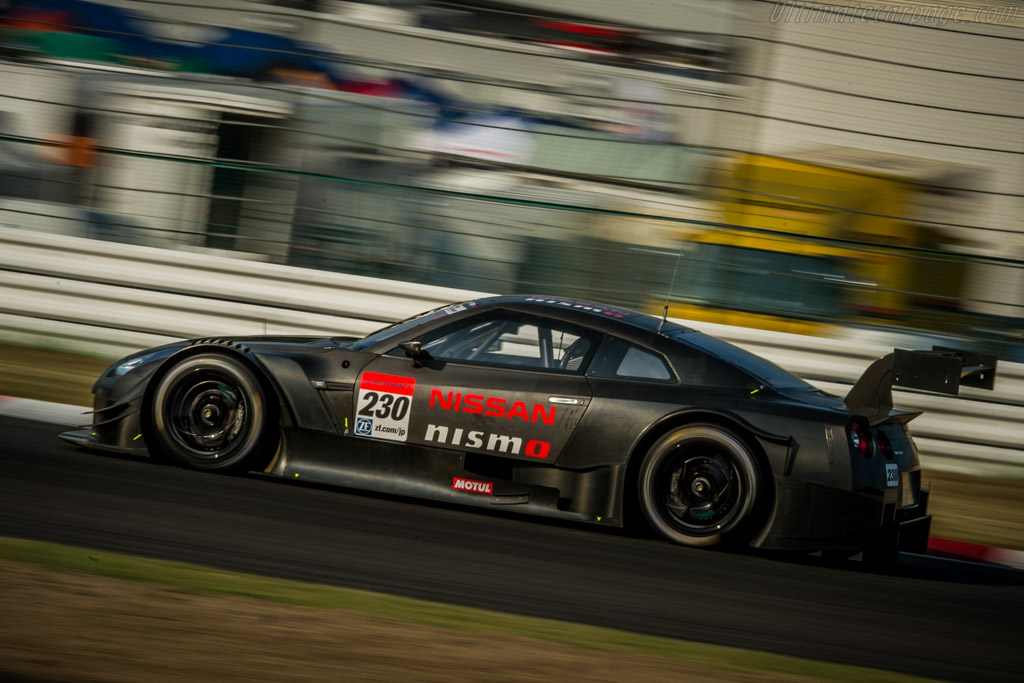 Nissan Gt R Nismo Gt500 High Resolution Image 3 Of 4