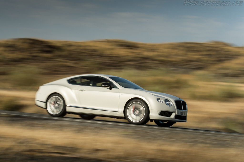 Bentley Continental Gt V8 S High Resolution Image 3 Of 13
