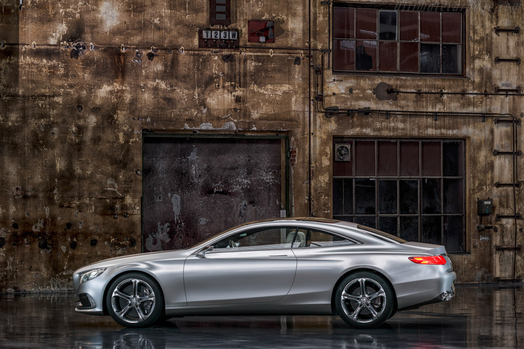 Mercedes benz concept s class coup high resolution image for Mercedes benz of reno staff