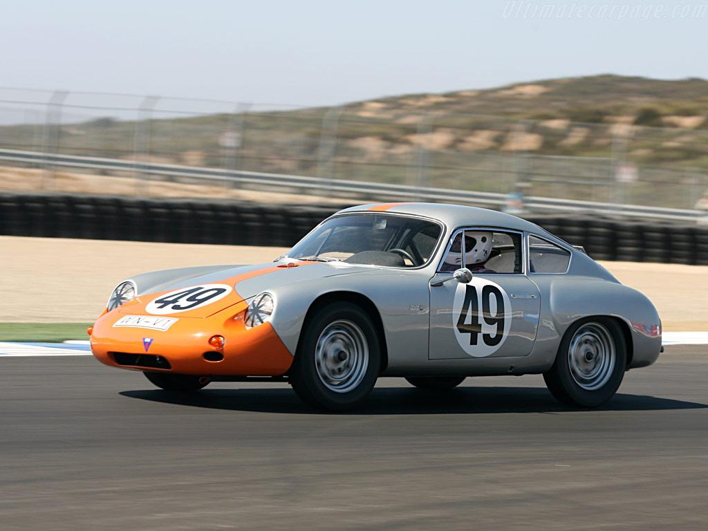 Porsche 356b Abarth Gtl High Resolution Image 13 Of 18