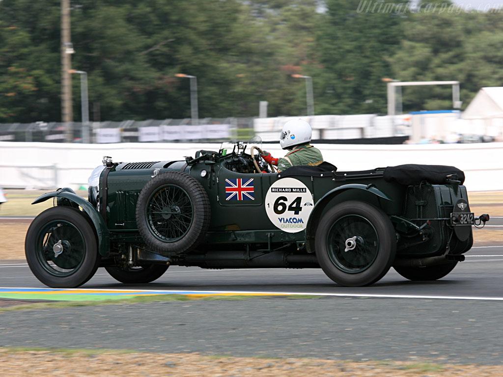 Bentley 4 189 Litre Blower Le Mans Tourer High Resolution Image 5 Of 6