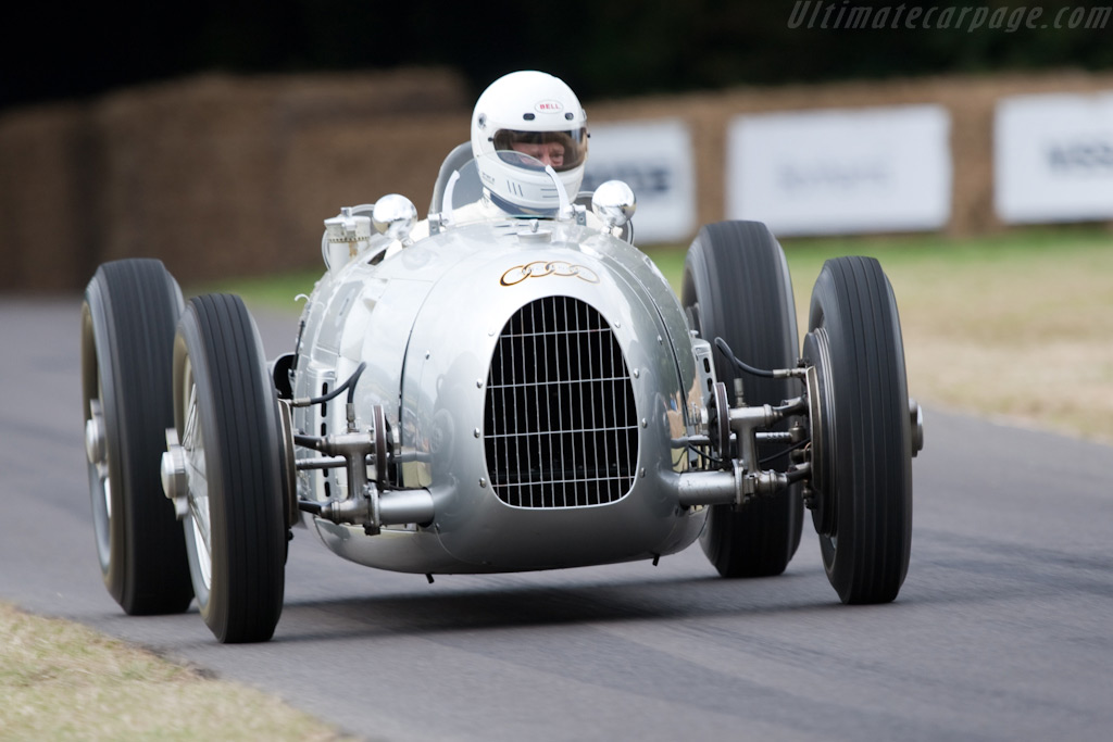 Auto Union Type A High Resolution Image 1 Of 12
