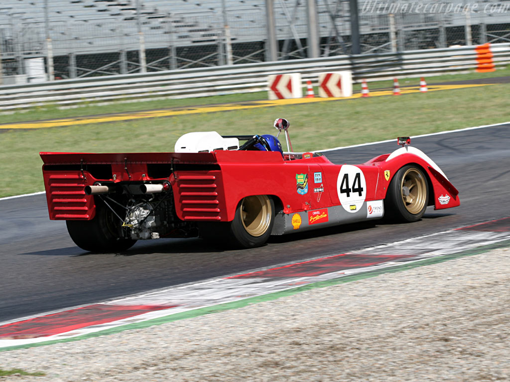 Ferrari 712 Ferrari 712 Can Am Chassis 1010 High