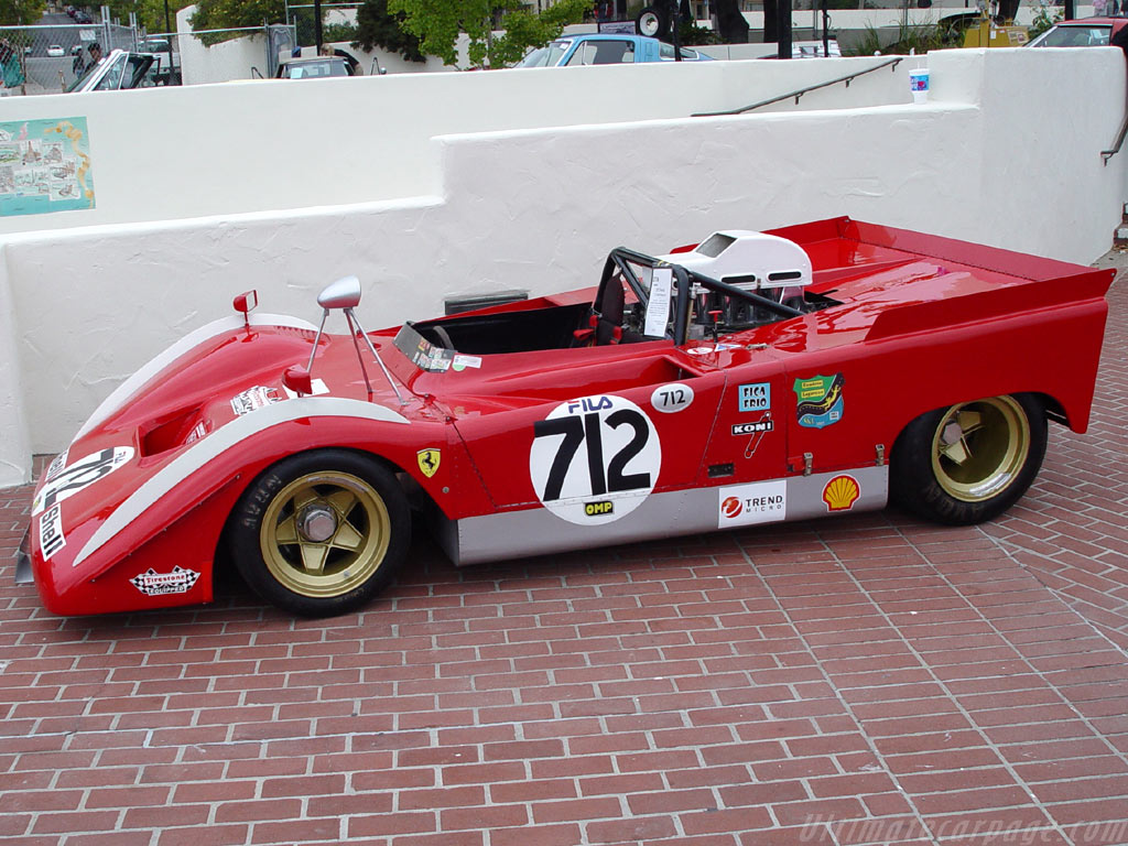 Can Am Car >> Ferrari 712 Can-Am High Resolution Image (3 of 24)