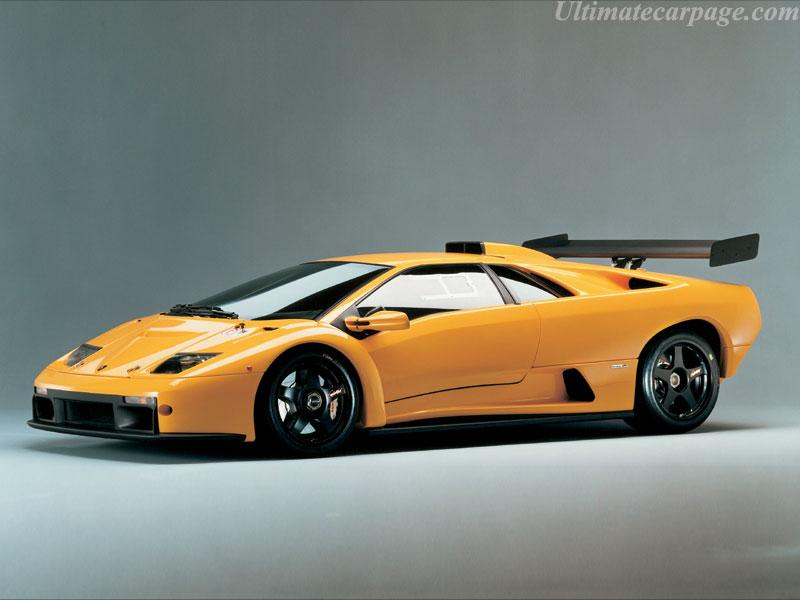 Lamborghini Diablo Gtr High Resolution Image 4 Of 8