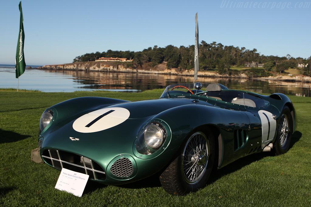 清仓 1 43车模 ixo 世界名车 阿斯顿马丁dbr1 1956冠军 赛高清图片