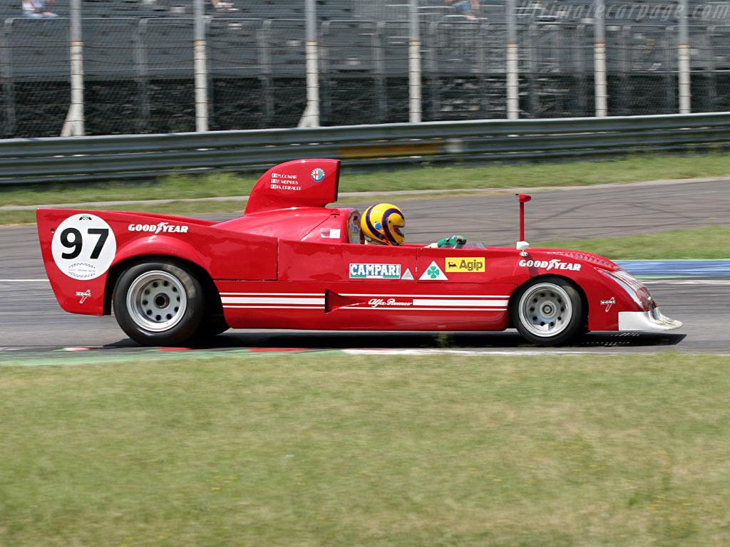 Alfa Romeo 33 TT/12 Spider
