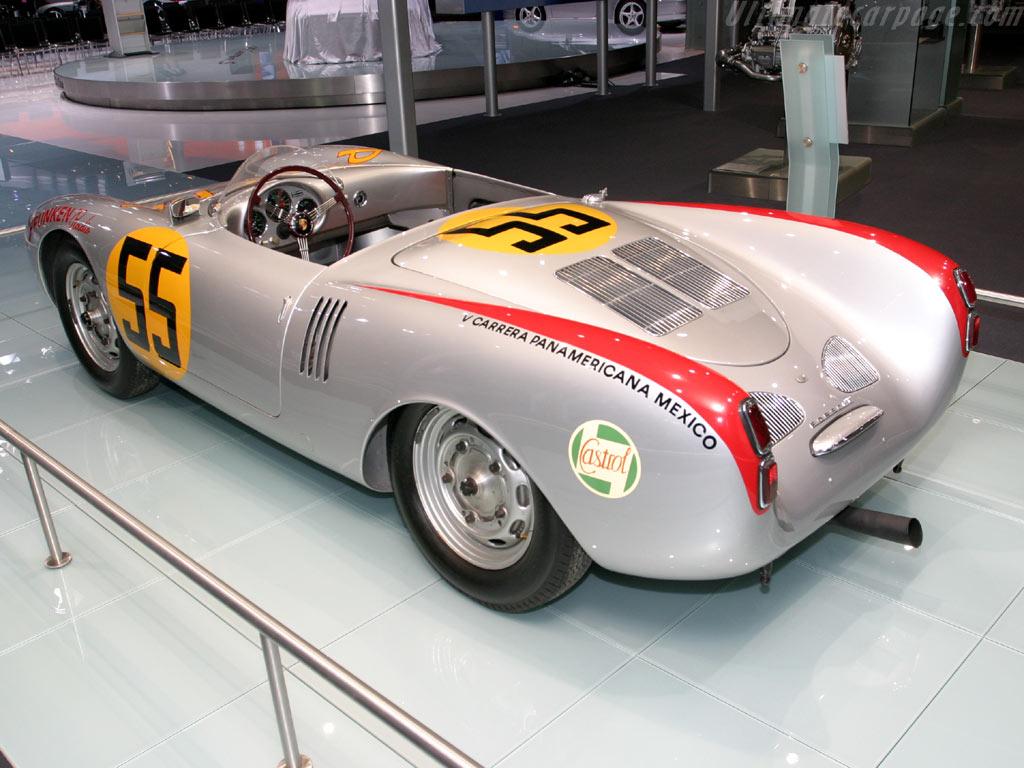 Porsche 550 Rs Spyder High Resolution Image 2 Of 12