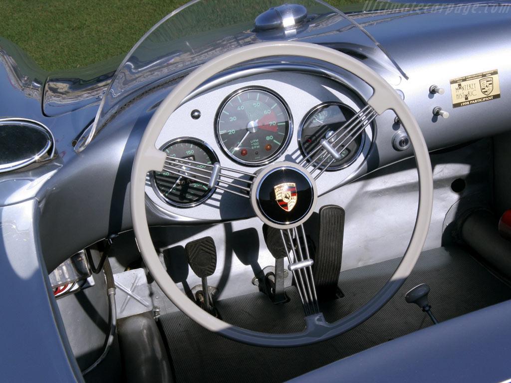 Porsche 550 Rs Spyder High Resolution Image 12 Of 12