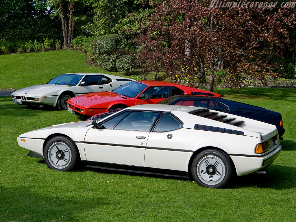 Bmw M1 High Resolution Image 5 Of 12