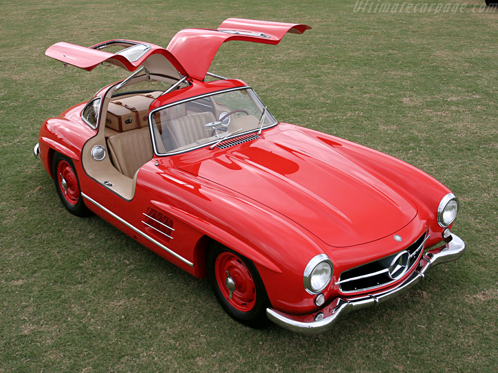 mercedes benz 300 sl 39 gullwing 39 coupe high resolution image 3 of 12. Black Bedroom Furniture Sets. Home Design Ideas