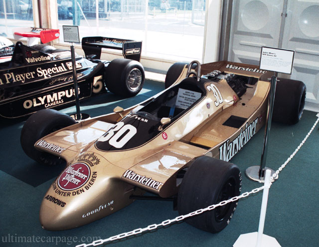 Arrows Cosworth