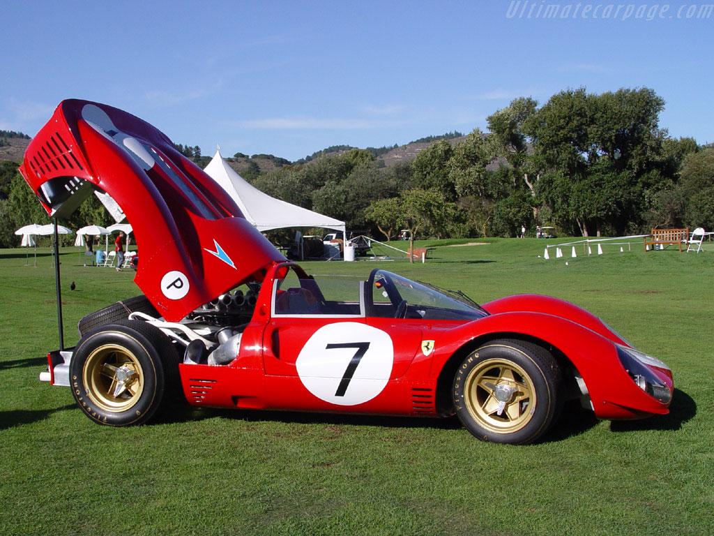 Can Am Car >> Ferrari 330 P4 High Resolution Image (6 of 18)