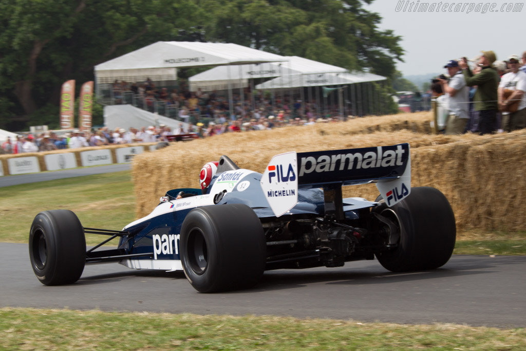 Brabham Bt52 Bmw S N Bt52 1 2013 Goodwood Festival Of Speed High Resolution Image 9 Of 24