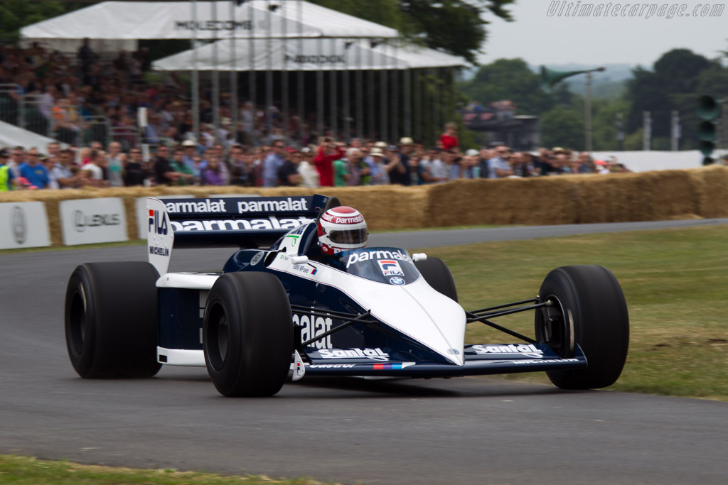 Brabham Bt52 Bmw S N Bt52 1 2013 Goodwood Festival Of Speed High Resolution Image 3 Of 24