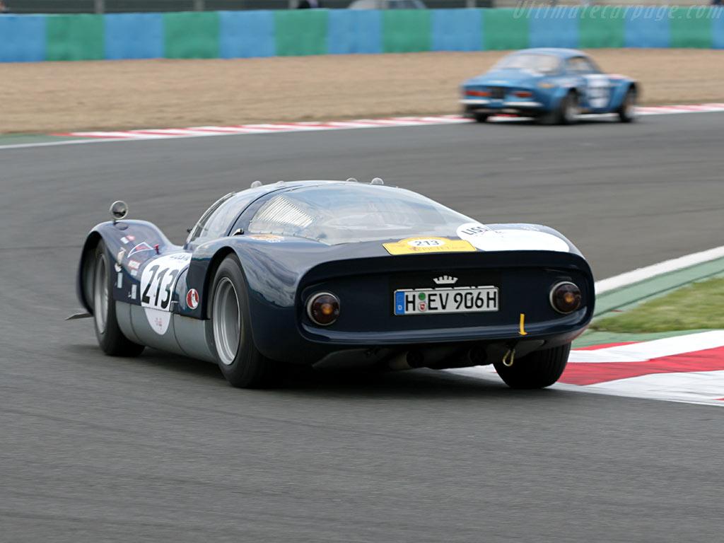 Porsche 906 Junglekey De Bilder