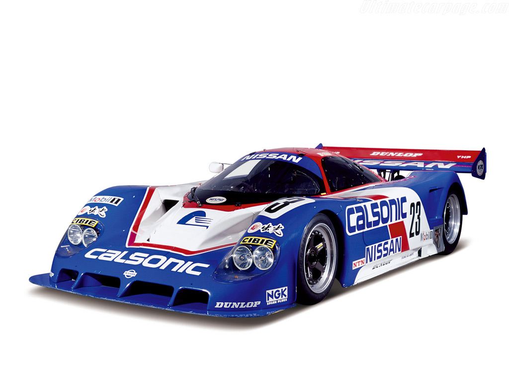 1989 Nissan R89c Images Specifications And Information Advanced Wiring Slot Car Track