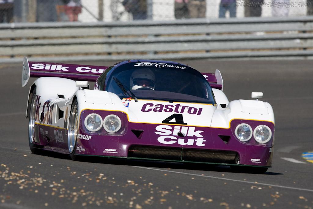 Jaguar Group C Racing Cars