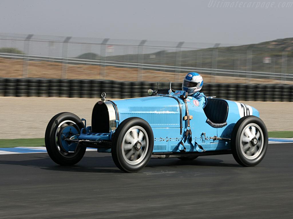 Bugatti Type 35b High Resolution Image 1 Of 6