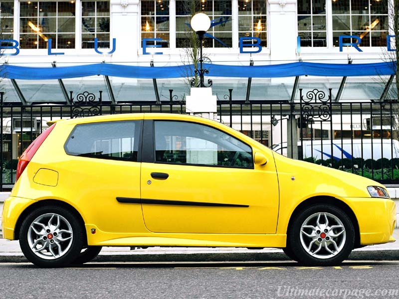 2001 Fiat Punto Hgt Abarth Gallery Images