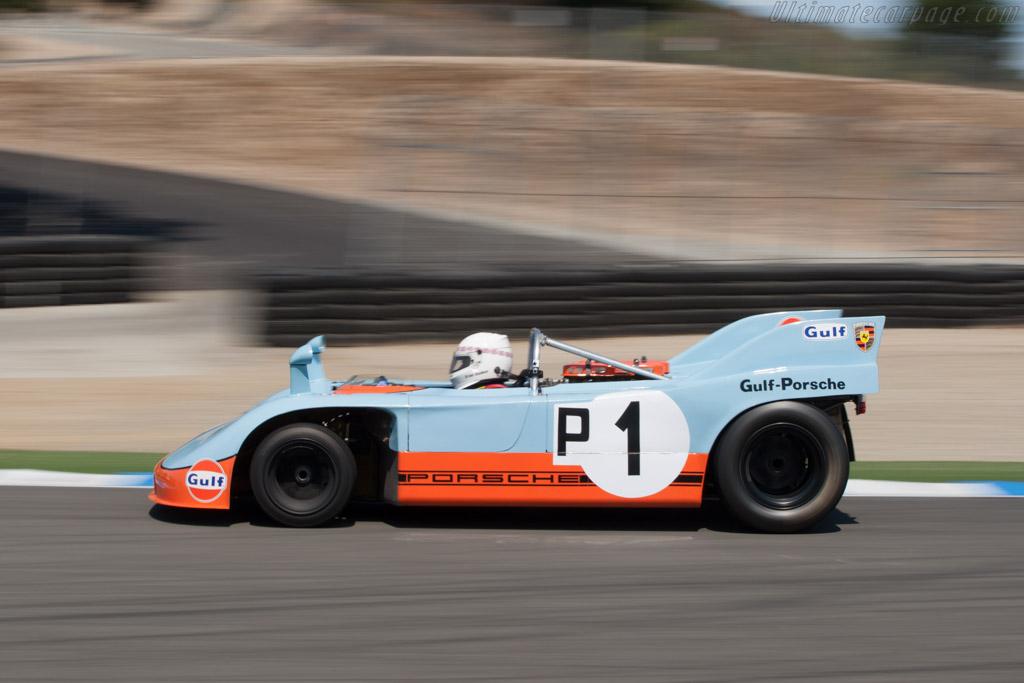 Porsche 908 3 S N 908 3 013 2009 Monterey Historic